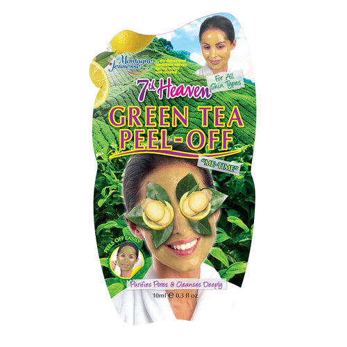 Green Tea Peel-Off Sachet 10ml