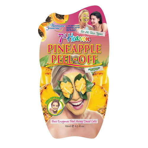 Pineapple Peel-Off Face Mask 10ml