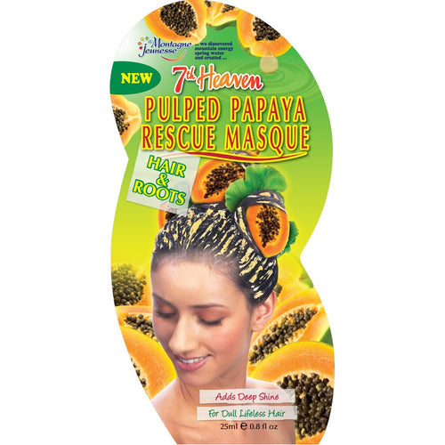 Papaya Hair Mask