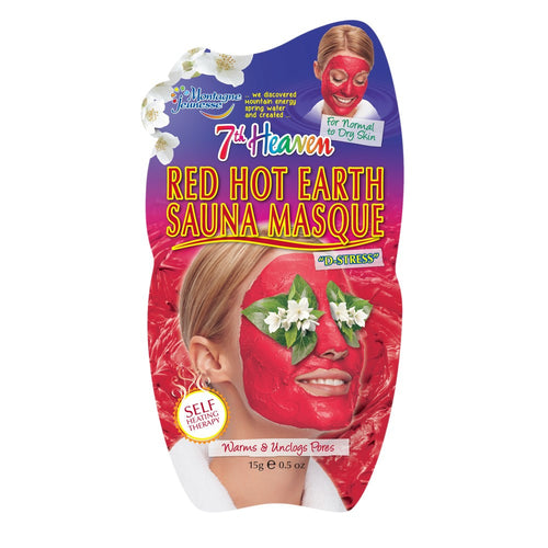 Red Hot Earth Sauna Masque 15g
