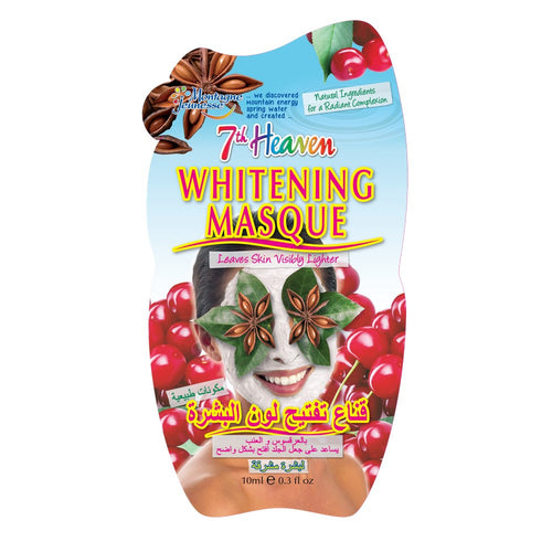 7th Heaven Whitening Mask 10ml