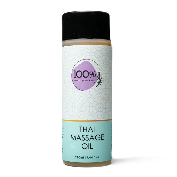 Thai Massage Oil