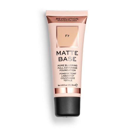 Revolution Matte Base Foundation