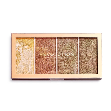 Revolution Halloween Haunted House Shadow Palette