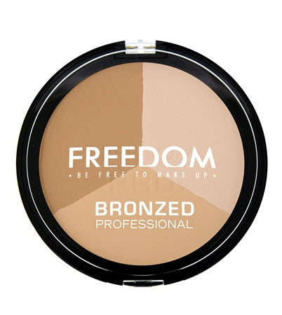 Freedom Bronzed Professional Pro Warm Lights