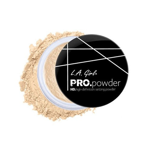 PRO Setting HD Powder-Banana Yellow