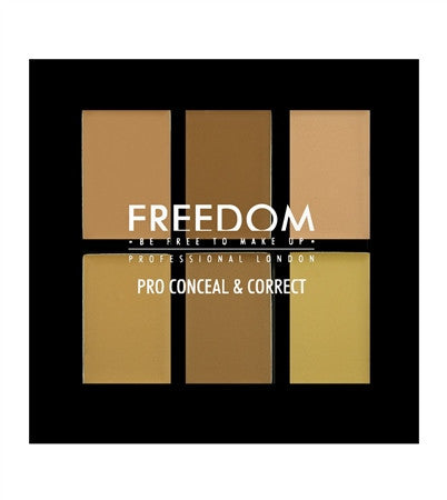 Freedom Pro Conceal Palette Light/Medium