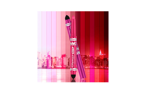 NYC City Proof Matte Blur Lip Color