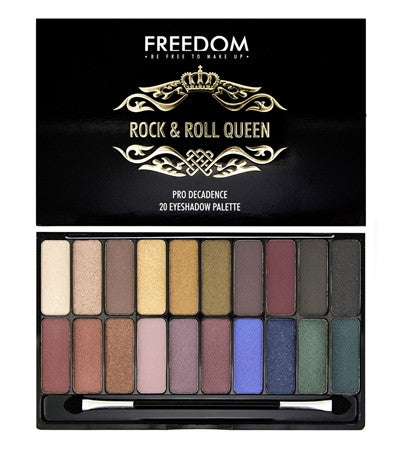 Freedom Pro Decadence Palette Rock & Roll