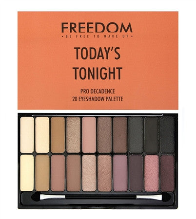 Freedom Pro Decadence Palette Todays Tonight