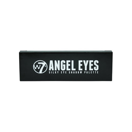 W7 Angel Eyes Silky Eyeshadow Palette