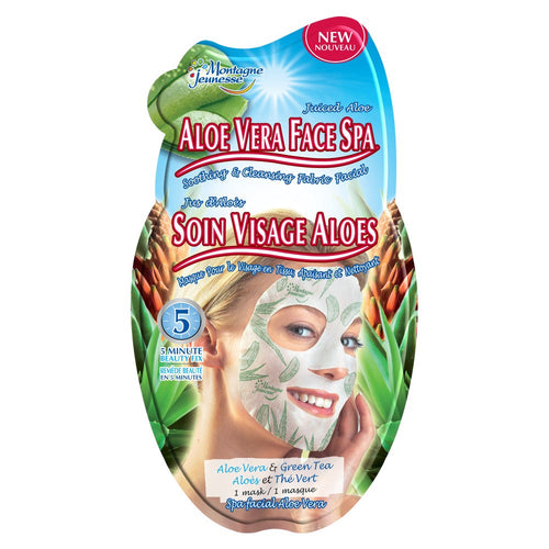 Aloe Vera Face Spa Masque