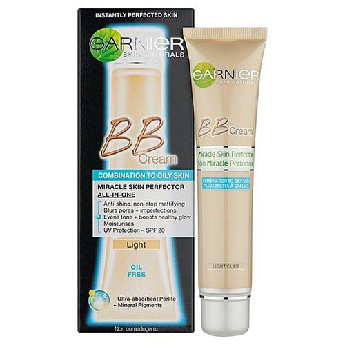 BB Cream Oil Control