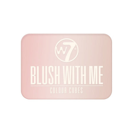 W7 Casino Blush/Highligt/Contour Palette