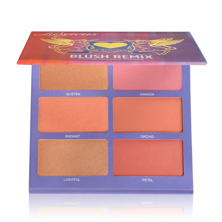 brighten up! peach powder