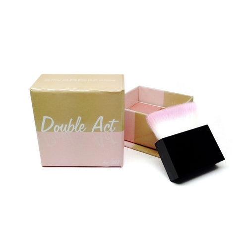 W7 Double Act Bronzer & Blusher
