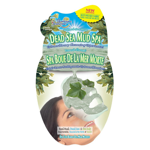 Dead Sea Mud Spa Masque