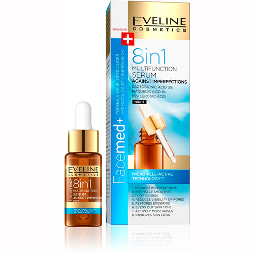Facemed+ 8in1 Multifunction Serum 18ml