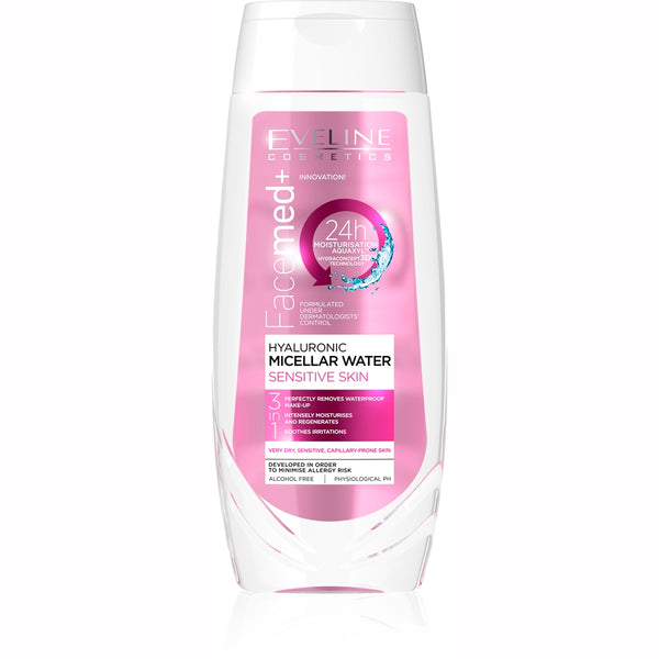 Face Med Hyaluronic Micellar Water - 400ml