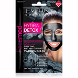 Facemed Hydra Detox Carbon Mask 2*5ml