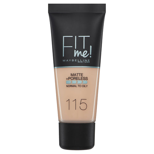 Fit Me Liquid Foundation Matte & Poreless