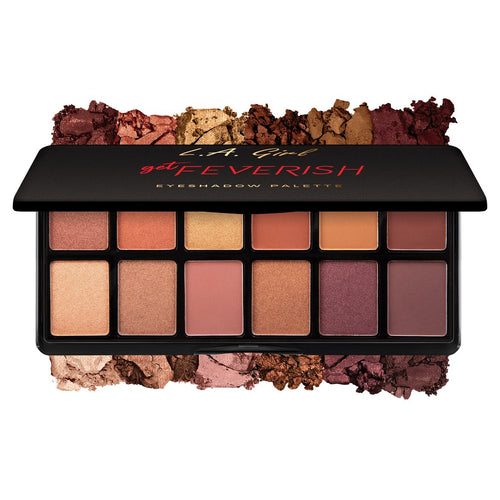 Fanatic Eyeshadow Palette