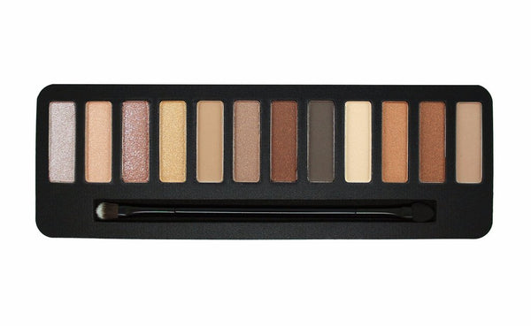 W7 Goldibox Eyeshadow Palette