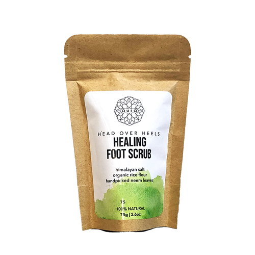Head Over Heels Foot Scrub 75gm