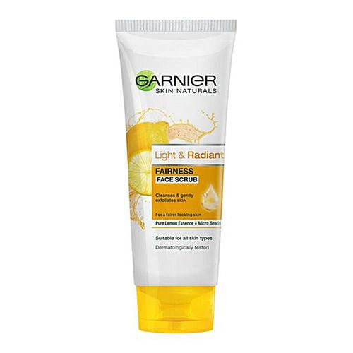 Light & Radiant Fairness Scrub