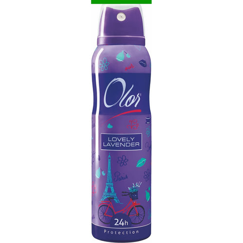 Olor Women - Lovely Lavender