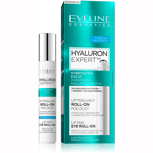 Hyaluron Expert Lifting Eye Roll On 15ml
