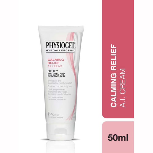 Physiogel Irritated Skin Calming Relief A.I. Cream, 50ml
