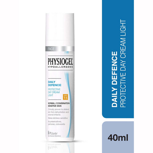 Physiogel Protective Daily Defence Day Face Cream Light, 40ml