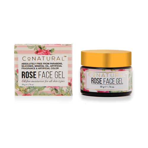 Rose Face Gel