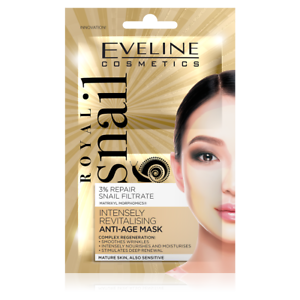 24K Gold Nourishing Elixir Ultra-Revitalizing Face Mask