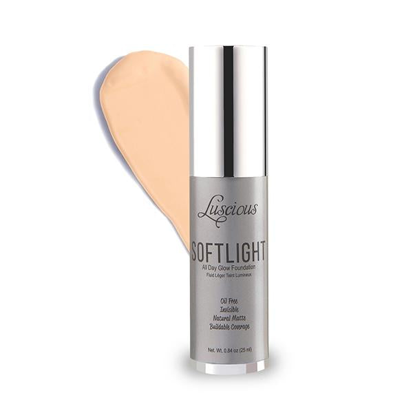 SOFTLIGHT ALL DAY GLOW FOUNDATION