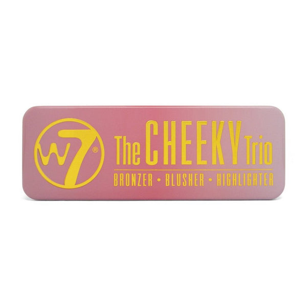 W7 The Cheeky Trio Bronzer/Blusher/Highlighter