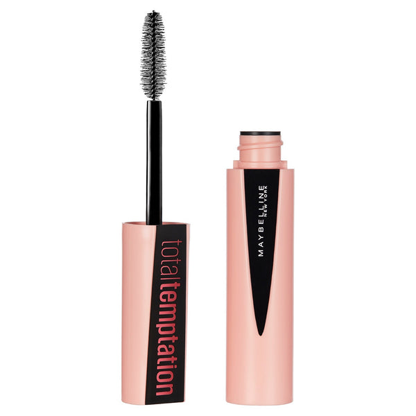 Total Temptation Washable Mascara - Very Black
