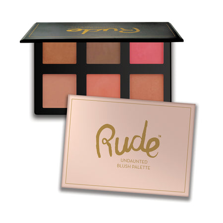 W7 Blush With Me Colour Cubes