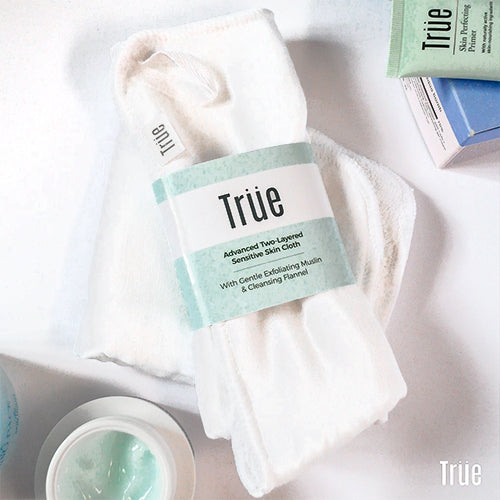 TRUE Sensitive Skin Cleansing Cloth