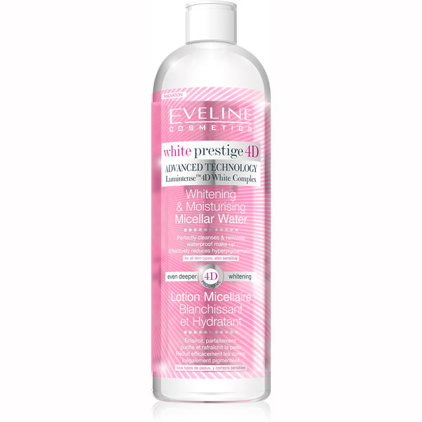 White Prestige 4D Micellar Water 500ml