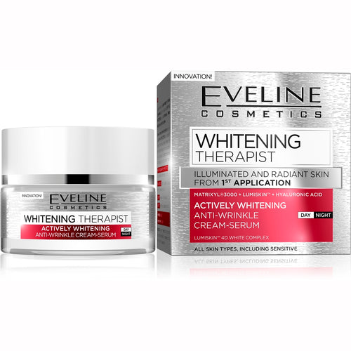 White Therapist Day and Night Cream -50 ml