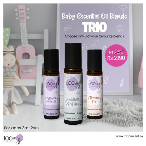 Baby Blend - Bundle of 3
