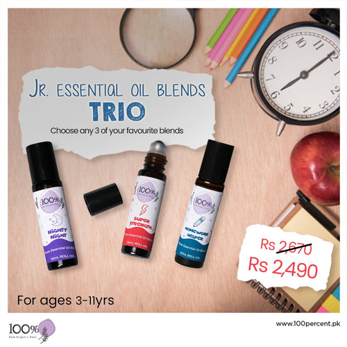 Jr. Blend - Bundle of 3
