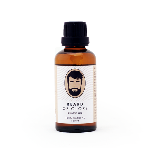 Beard Glory - 50ml (For Men)