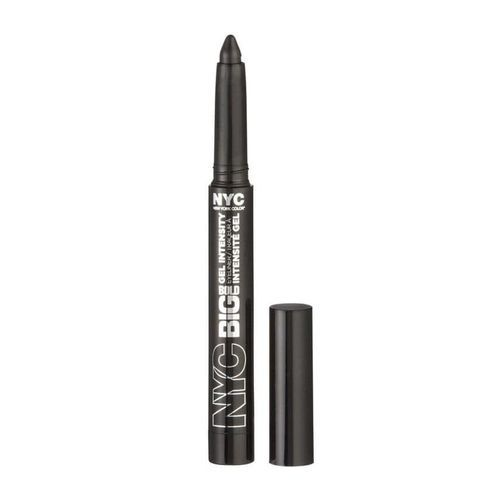 NYC Big Bold Gel Intensity Eyeliner - Leather Black