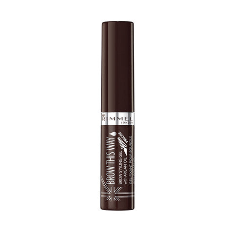 BROW THIS WAY GEL WITH ARGAN OIL