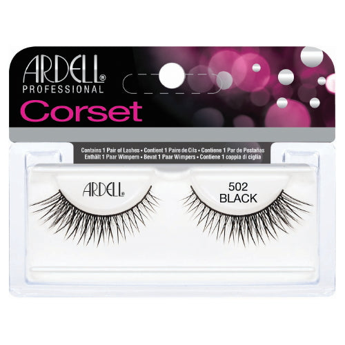 ARDELL Professional Lashes Corset Collection - Black 502