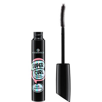 super curl volume mascara eye-opening