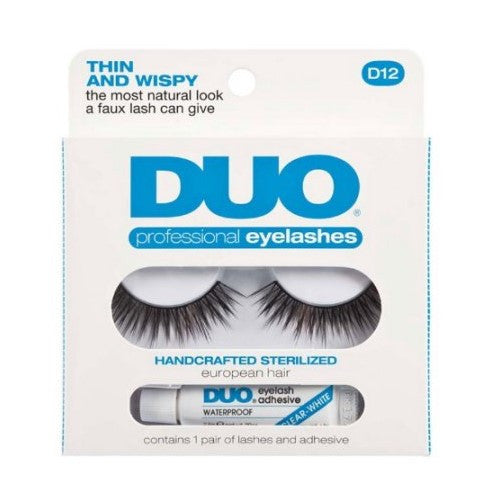DUO Eyelash Adhesive - Thin and Wispy